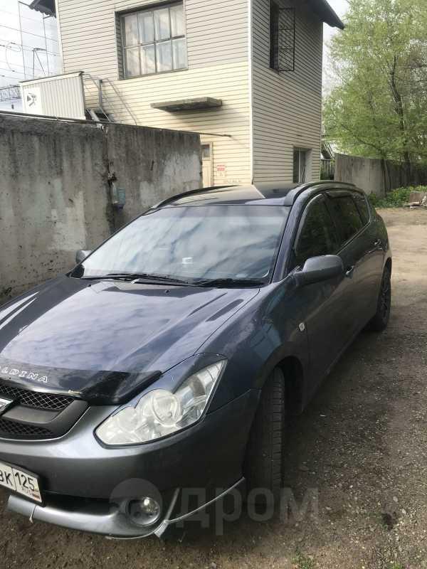 Toyota Caldina, 2003 год, 370 000 руб.