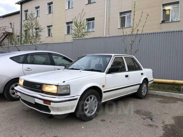 Nissan Bluebird, 1986 год, 40 000 руб.