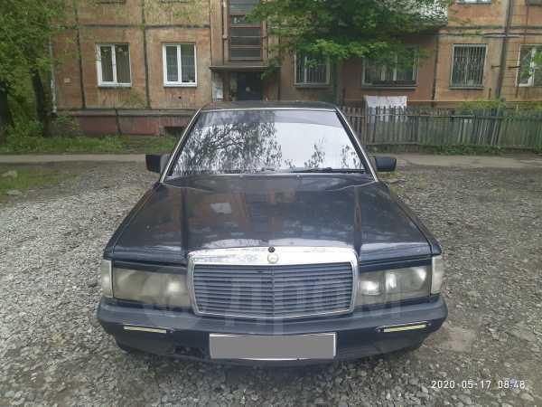 Mercedes-Benz 190, 1991 год, 65 000 руб.