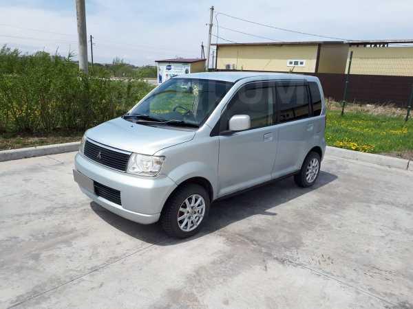Mitsubishi eK Wagon, 2001 год, 160 000 руб.