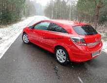 Москва Astra GTC 2007