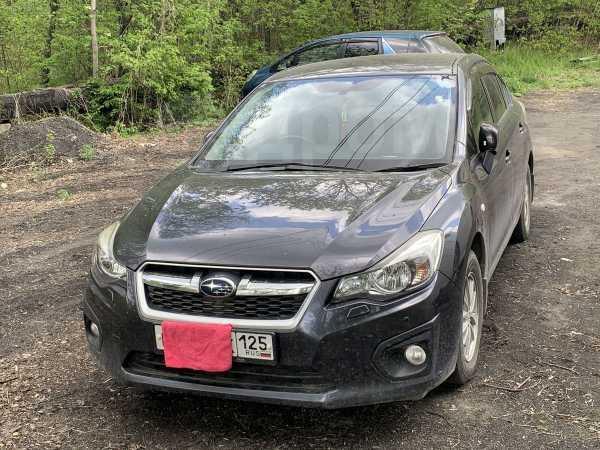 Subaru Impreza, 2014 год, 590 000 руб.