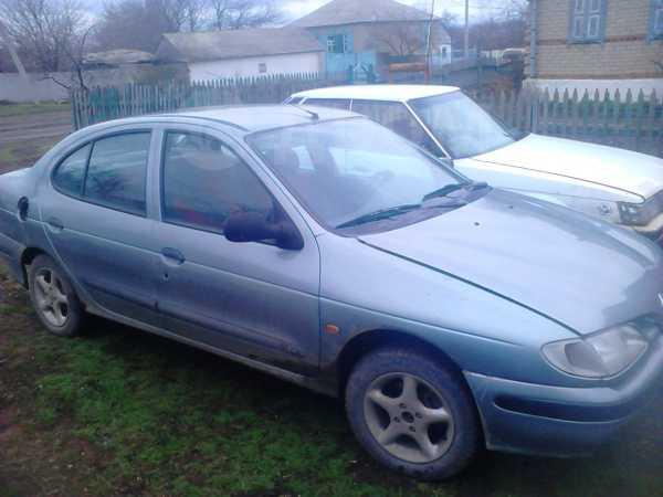 Renault Megane, 1999 год, 75 000 руб.