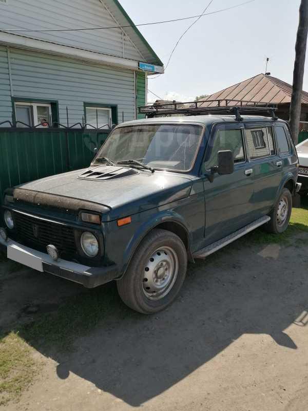Лада 4x4 2131 Нива, 2001 год, 145 000 руб.