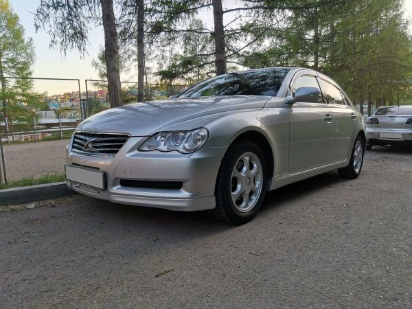 Toyota Mark X, 2007 год, 655 000 руб.