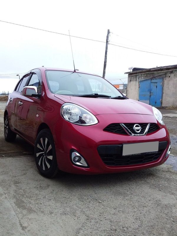 Nissan March, 2010 год, 370 000 руб.