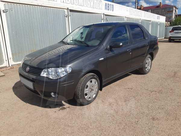 Fiat Albea, 2008 год, 217 000 руб.
