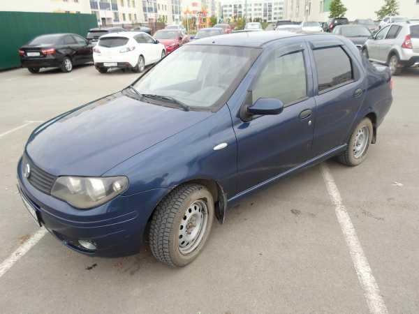 Fiat Albea, 2010 год, 160 000 руб.