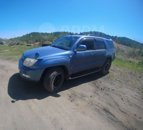 Toyota Hilux Surf, 2003 год, 900 000 руб.