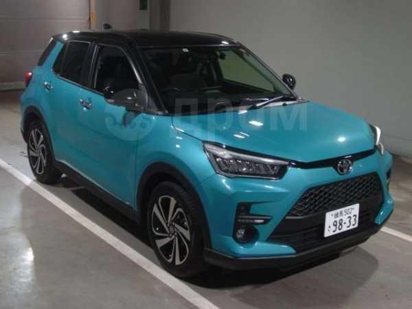 Toyota Raize, 2019 год, 1 581 000 руб.