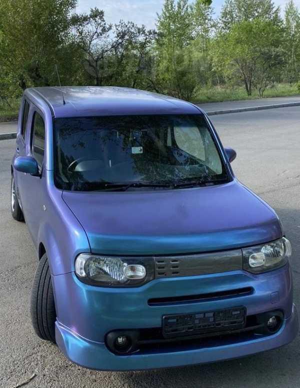 Nissan Cube, 2009 год, 390 000 руб.