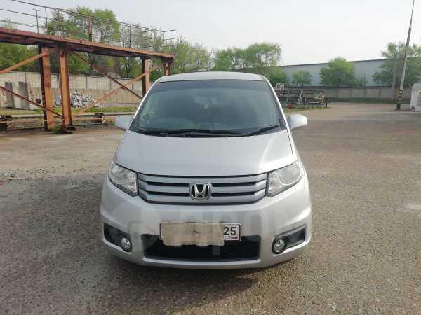 Honda Freed Spike, 2011 год, 499 000 руб.