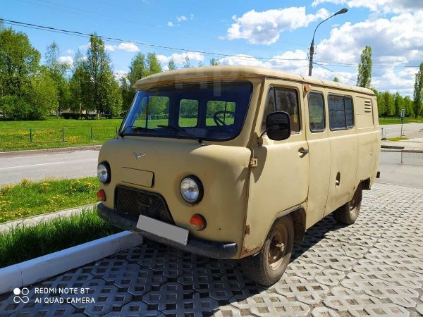 УАЗ Буханка, 1997 год, 75 000 руб.