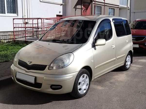 Toyota Funcargo, 2003 год, 275 000 руб.