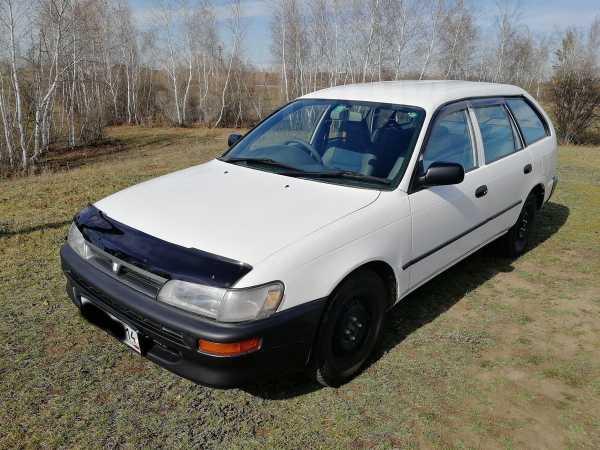 Toyota Sprinter, 2000 год, 180 000 руб.