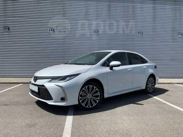 Toyota Corolla, 2020 год, 1 600 000 руб.