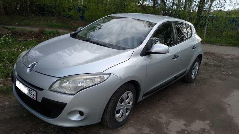 Renault Megane, 2009 год, 250 000 руб.