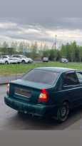 Hyundai Accent, 2001 год, 97 000 руб.