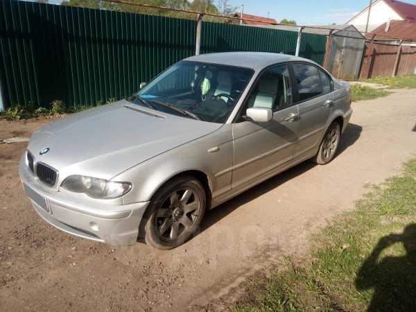 BMW 3-Series, 2002 год, 390 000 руб.