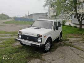 Лесозаводск 4x4 2121 Нива 1984