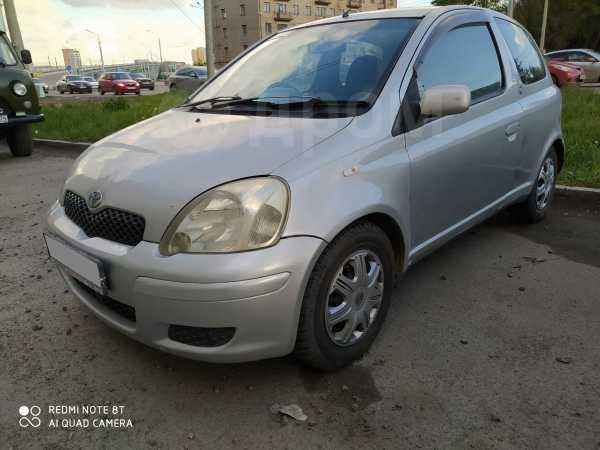 Toyota Vitz, 2002 год, 144 000 руб.