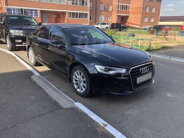 Audi A6, 2012 год, 999 000 руб.