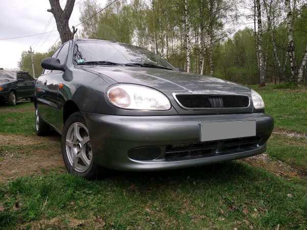 ЗАЗ Шанс, 2010 год, 70 000 руб.
