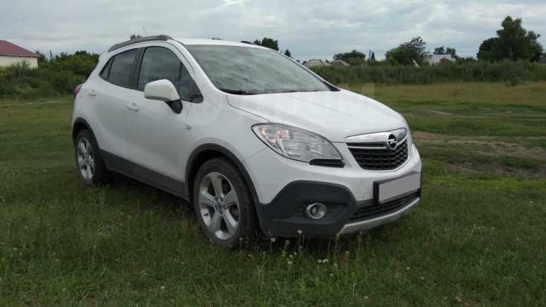 Opel Mokka, 2013 год, 690 000 руб.