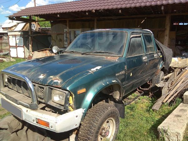 Toyota Hilux Pick Up, 1984 год, 150 000 руб.