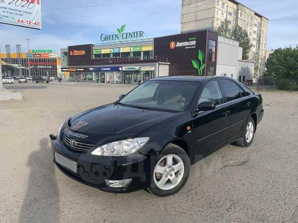 Toyota Camry, 2005 год, 525 000 руб.