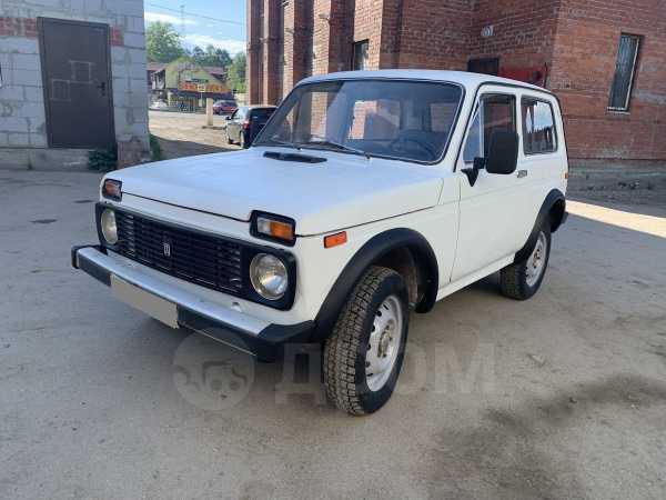 Лада 4x4 2121 Нива, 1991 год, 55 000 руб.