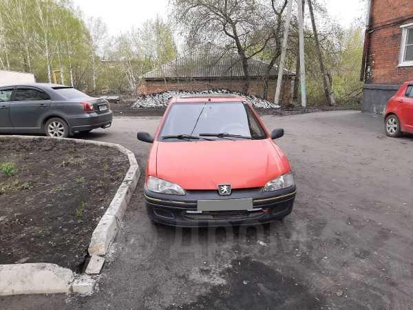Peugeot 106, 1996 год, 80 000 руб.