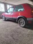 Volkswagen Golf, 1989 год, 35 000 руб.