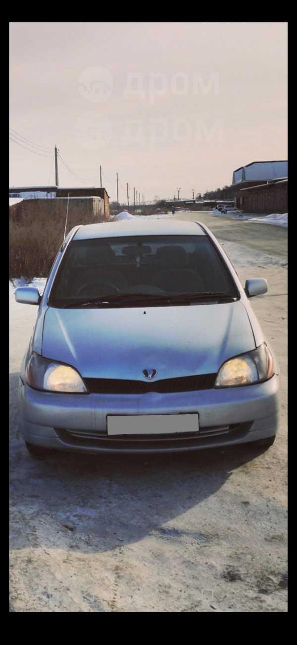 Toyota Platz, 1999 год, 215 000 руб.