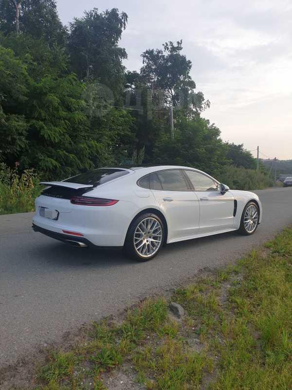 Porsche Panamera, 2017 год, 7 500 000 руб.