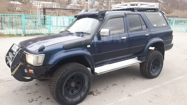 Toyota Hilux Surf, 1995 год, 680 000 руб.