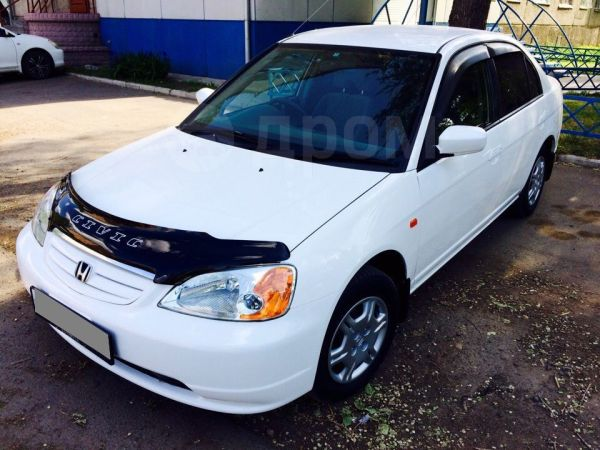 Honda Civic Ferio, 2002 год, 310 000 руб.