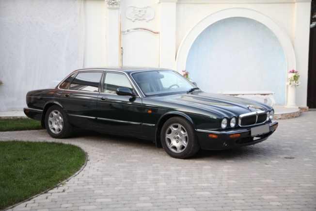Jaguar XJ, 1998 год, 880 000 руб.