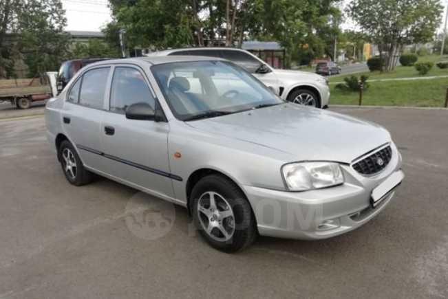 Hyundai Accent, 2005 год, 158 000 руб.