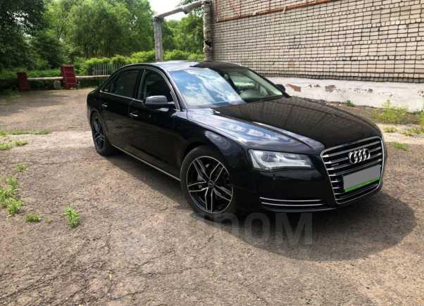 Audi A8, 2011 год, 1 190 000 руб.