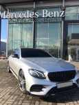 Mercedes-Benz E-Class, 2017 год, 2 350 000 руб.