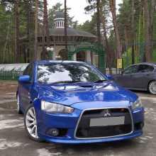 Новосибирск Galant Fortis 2010