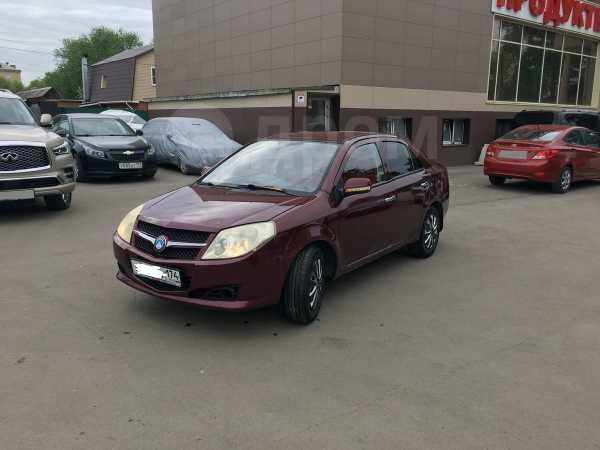 Geely MK, 2011 год, 98 000 руб.
