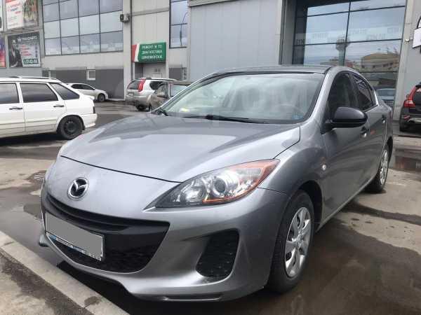 Mazda Mazda3, 2012 год, 530 000 руб.