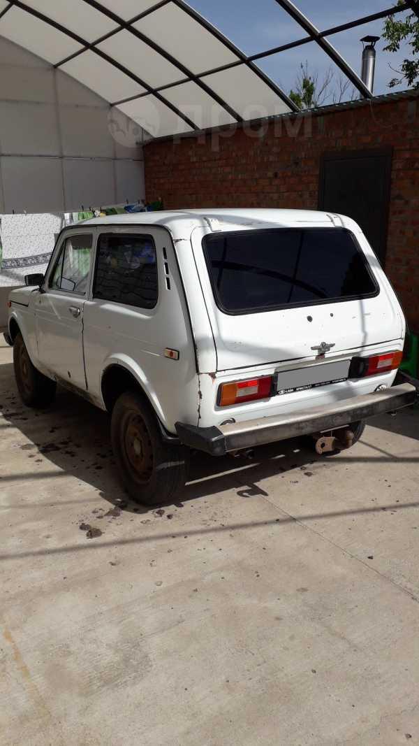 Лада 4x4 2121 Нива, 1990 год, 45 000 руб.