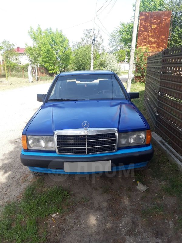 Mercedes-Benz 190, 1989 год, 75 000 руб.