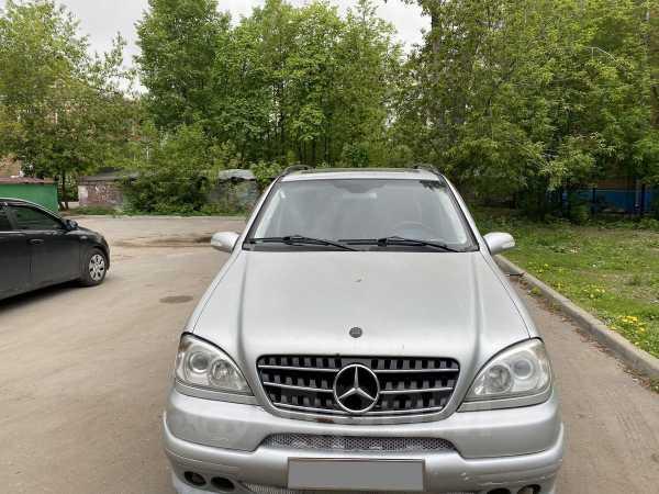Mercedes-Benz M-Class, 2000 год, 400 000 руб.