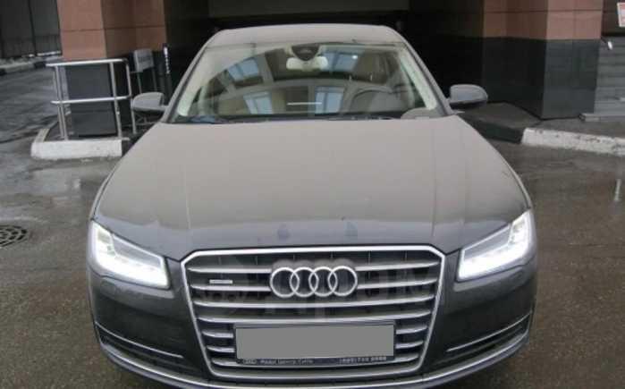 Audi A8, 2015 год, 4 720 157 руб.