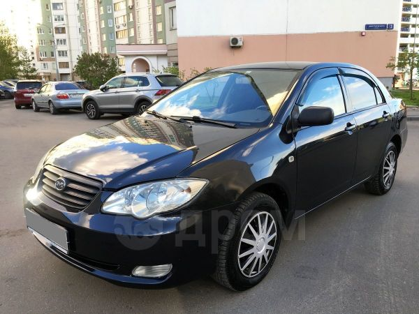 BYD F3, 2011 год, 222 000 руб.