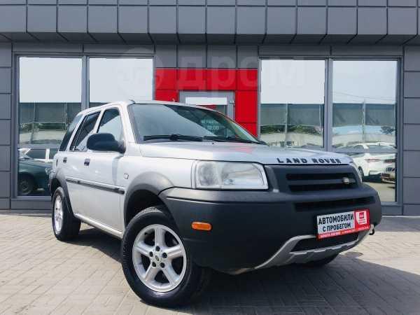 Land Rover Freelander, 2003 год, 429 000 руб.